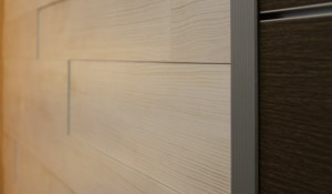 Wand-Decke