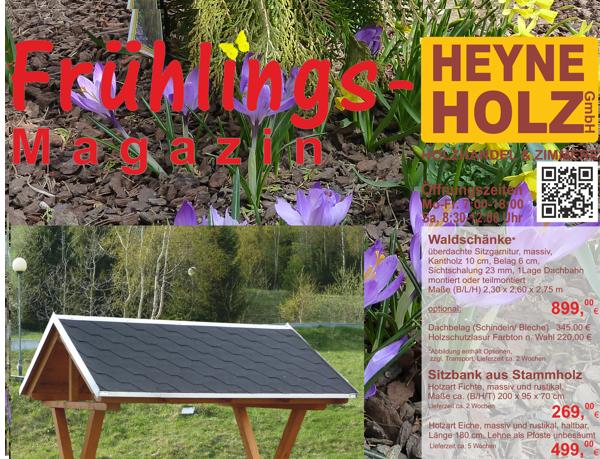 Frühlingsmagazin