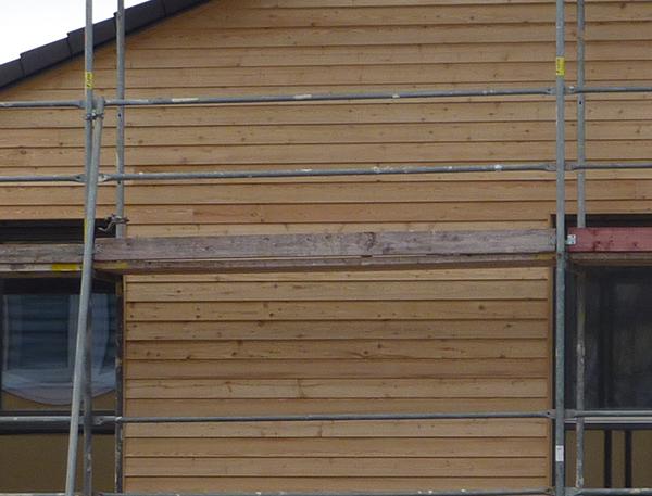 Holzfassden & Verschalungen