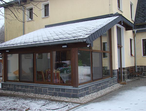 Vordächer & Überdachung